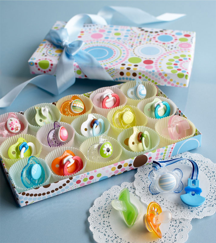 Props – Pacifiers